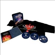 Click here for more info about 'Queen - Live In Ukraine - Sealed Tin'