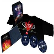 Click here for more info about 'Queen - Live In Ukraine - Tin'