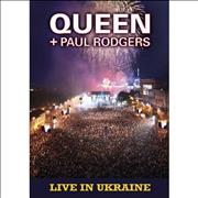 Click here for more info about 'Queen - Live In Ukraine'