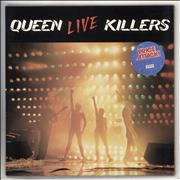 Click here for more info about 'Queen - Live Killers - barcoded p/s'