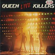 Click here for more info about 'Queen - Live Killers - red / green vinyl'