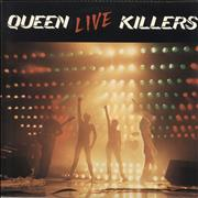 Queen Live Killers Spain 2-LP vinyl set
