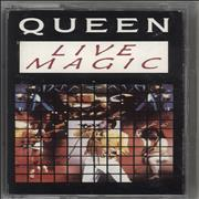 Click here for more info about 'Queen - Live Magic'