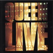 Click here for more info about 'Queen - Live'