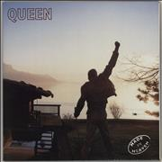 Queen Made In Heaven - Black vinyl UK vinyl LP
