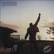 Queen Made In Heaven - Cream Vinyl UK vinyl LP