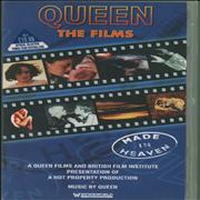 Click here for more info about 'Queen - Made In Heaven (The Films)'