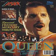 Click here for more info about 'Queen - Metal Attack - Queen: The Past... The Present &... The Futur'