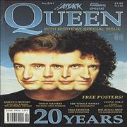Click here for more info about 'Queen - Metal Attack Metal Hammer Special'
