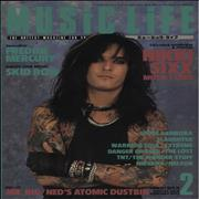 Click here for more info about 'Music Life - February 1992'