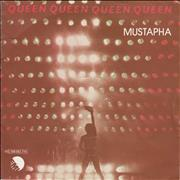 """Queen Mustafa Spain 7"""" vinyl"""