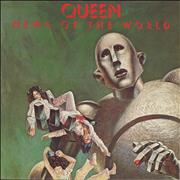 Click here for more info about 'Queen - News Of The World - 180gram Vinyl'