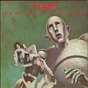 Click here for more info about 'Queen - News Of The World - 1st - VG'