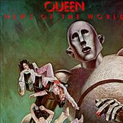 Queen News Of The World - Barcoded UK vinyl LP