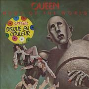 Queen News Of The World - EX France vinyl LP