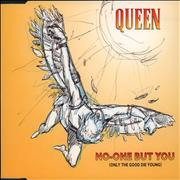 Click here for more info about 'Queen - No One But You - Withdrawn 1-track'