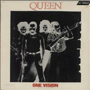 Click here for more info about 'Queen - One Vision'