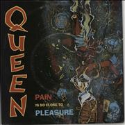 Click here for more info about 'Queen - Pain Is So Close To Pleasure'
