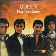 Click here for more info about 'Queen - Play The Game - White label design + p/s'