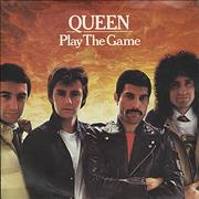 "Queen Play The Game - p/s UK 7"" vinyl"