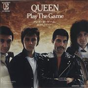 Click here for more info about 'Queen - Play The Game'