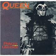 """Queen Princes Of The Universe USA 7"""" vinyl"""