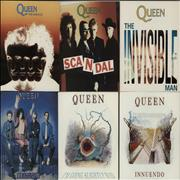 Queen Quantity Of 24 x 7