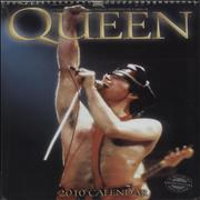 Click here for more info about 'Queen - Quantity Of 5 Calendars 2010-2014'