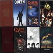 Click here for more info about 'Queen - Quantity Of Ten Videos'