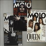 Click here for more info about 'Quantity Of Three Mojo Magazines'