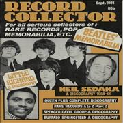 Click here for more info about 'Quantity of Record Collector Magazines - 1981-2002'