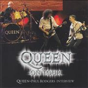 Click here for more info about 'Queen - On Tour - Queen + Paul Rodgers Interview'