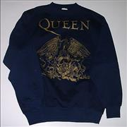 Click here for more info about 'Queen - Gold On Blue'