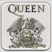 Click here for more info about 'Queen - Queen Crest Coasters'