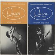 Click here for more info about 'Queen - Queen Fan Club 1979'
