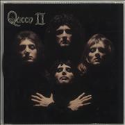 Click here for more info about 'Queen - Queen II - Promo stickered outer'