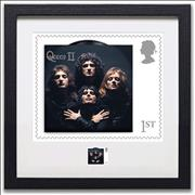 Click here for more info about 'Queen II - Royal Mail Framed Stamp Enlargement'
