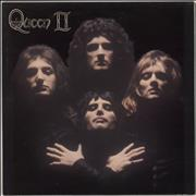Click here for more info about 'Queen - Queen II - Transitional - 1st Vinyl & 2nd Labels'