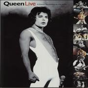Click here for more info about 'Queen - Queen Live'