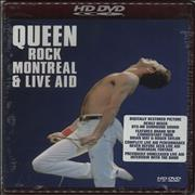 Click here for more info about 'Queen Rock Montreal & Live Aid'