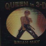 Click here for more info about 'Queen - Queen in 3-D [3D Stereoscopic Book]'