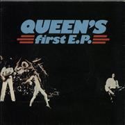 Click here for more info about 'Queen - Queen's First EP - 4pr - EX'