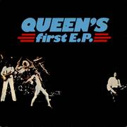 Click here for more info about 'Queen - Queen's First EP - 4pr'