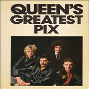 Click here for more info about 'Queen's Greatest Pix'