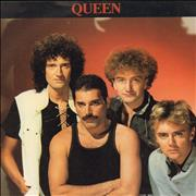 Click here for more info about 'Queen - Radio Ga Ga - Injection'