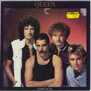 Click here for more info about 'Queen - Radio Ga Ga - Sold'