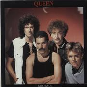 Click here for more info about 'Queen - Radio Ga Ga - EX'