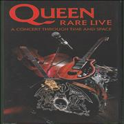 Click here for more info about 'Queen - Rare Live'