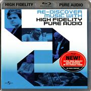 Queen Re-Discover Music With High Fidelity Pure Audio UK Blu Ray Audio
