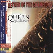 Click here for more info about 'Queen - Return Of The Champions'